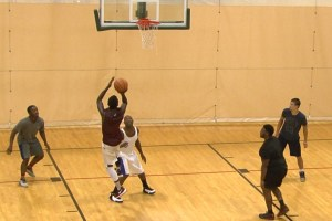 Arnold Rec Center Basketball