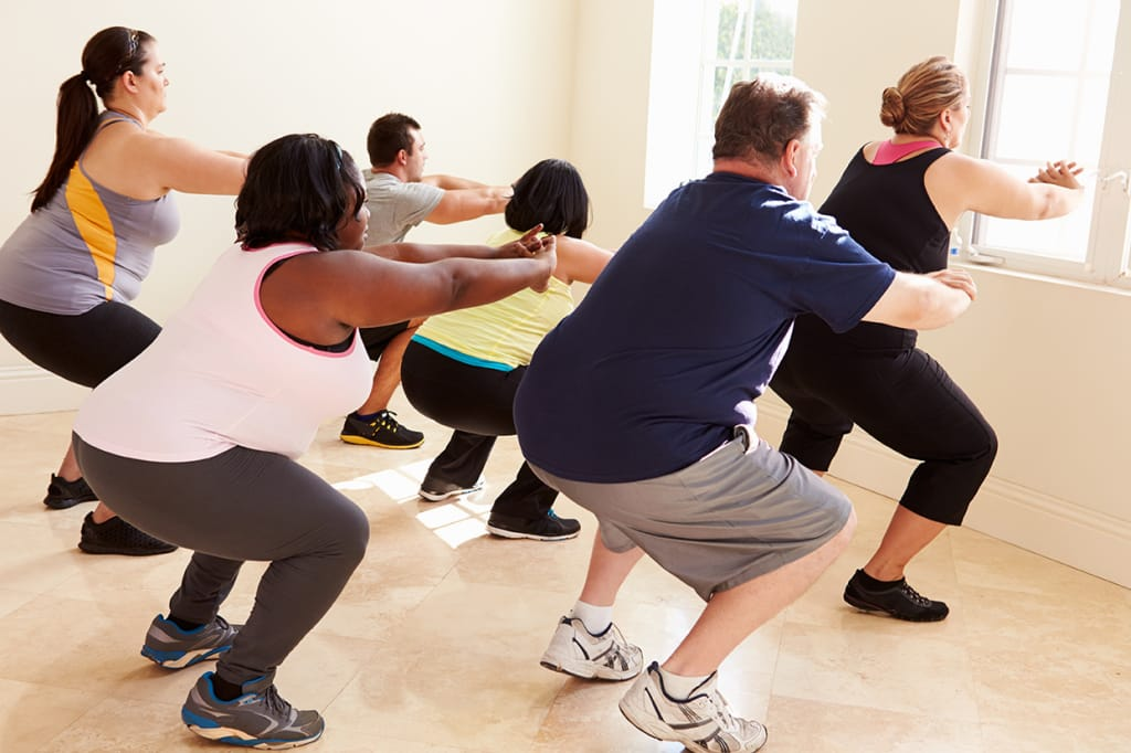 Exercise bootcamp