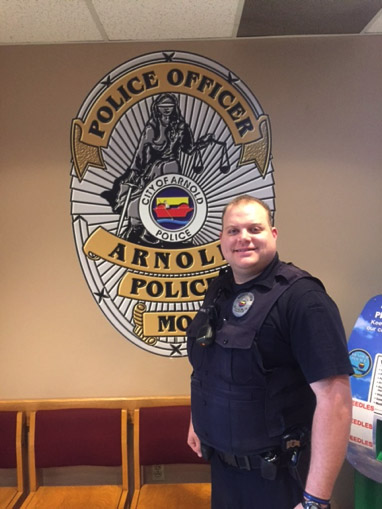Officer Brett Zoellner – Arnold Police Department