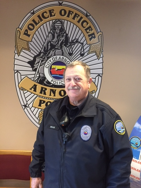 Officer Rich Shular – City of Arnold Police Department