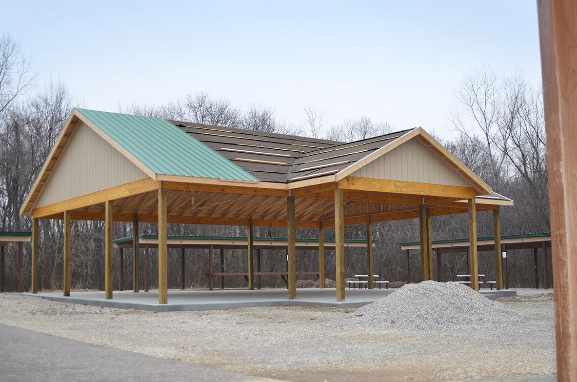 Arnold Jaycees Pavilion Arnold MO