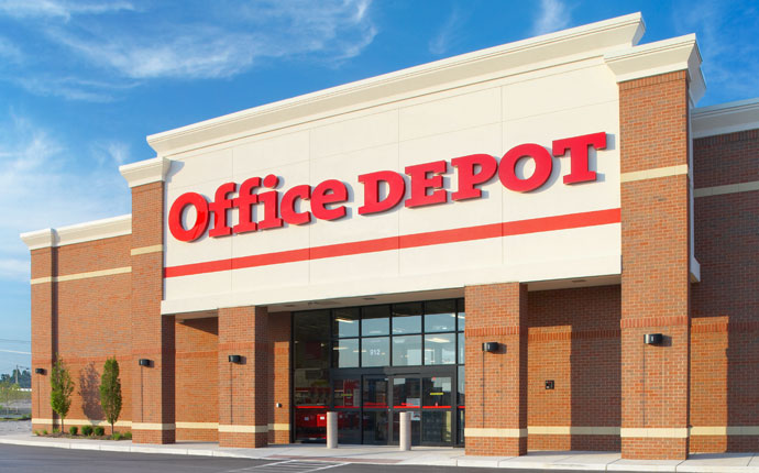 Office Depot in Arnold Commons Kozeny Wagner project