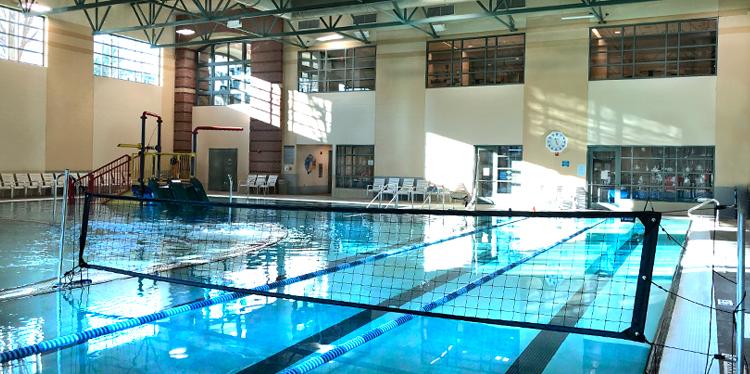Arnold Rec Center Indoor Pool