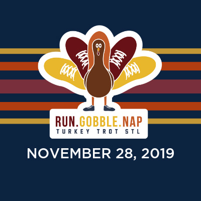 Turkey Trot STL