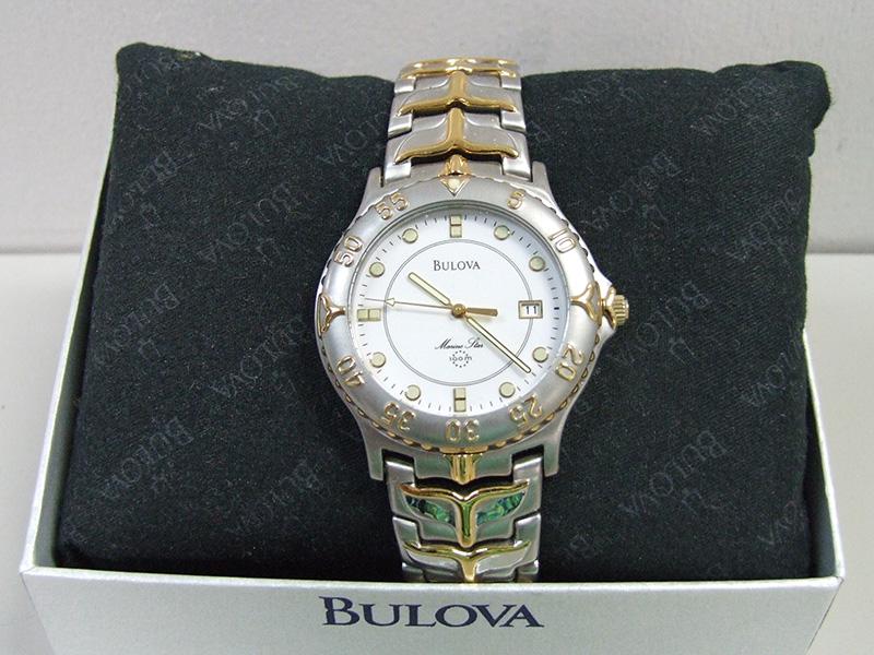 Gentleman's Bulova Watch
