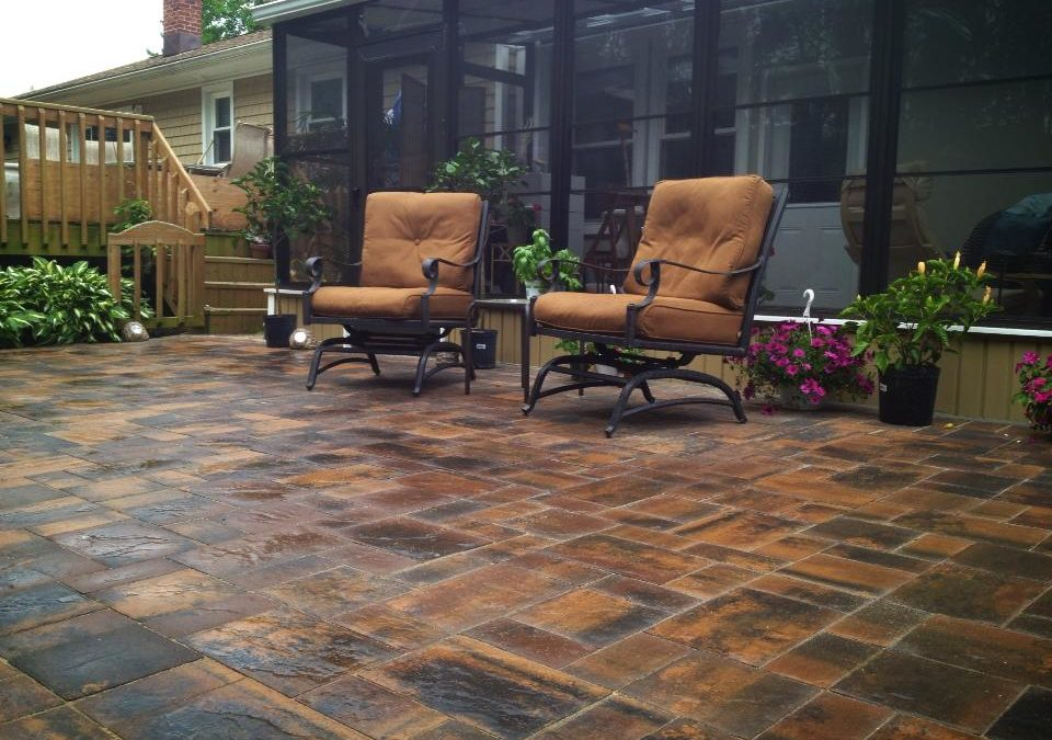 north haven ct stamped concrete
