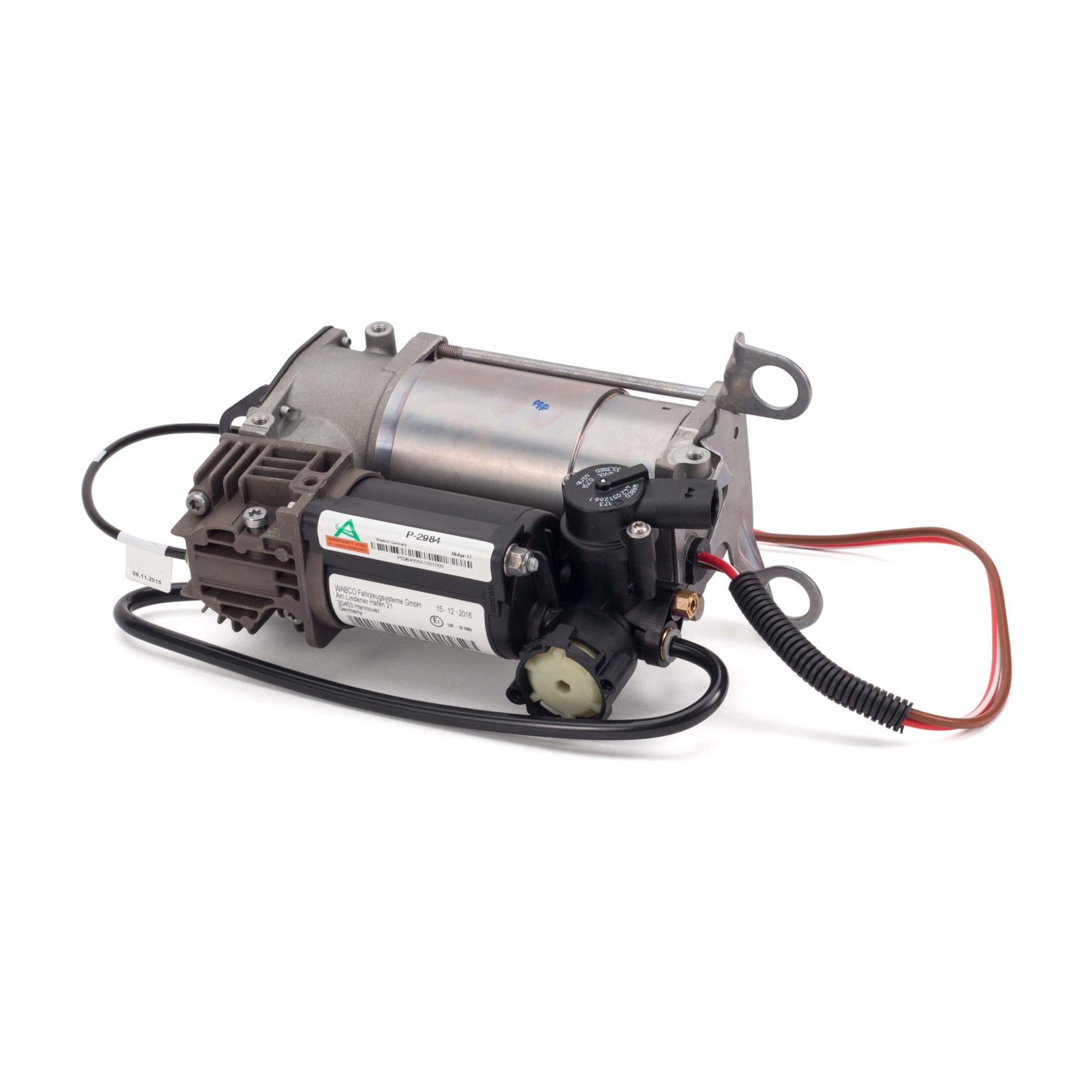 hight resolution of wabco oes air suspension compressor 05 11 audi a6 07 11 audi s6 c6