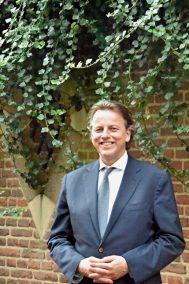 Voormalig Minister Koenders