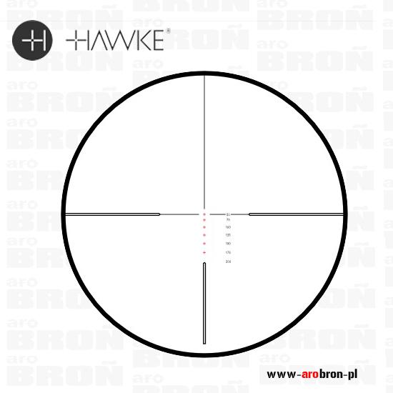 Luneta celownicza Hawke VANTAGE 3-9x50 IR RG (14231
