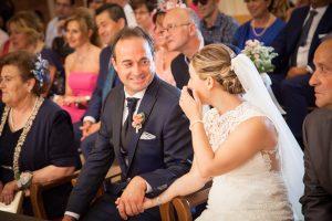 Emociones de boda en Montealegre