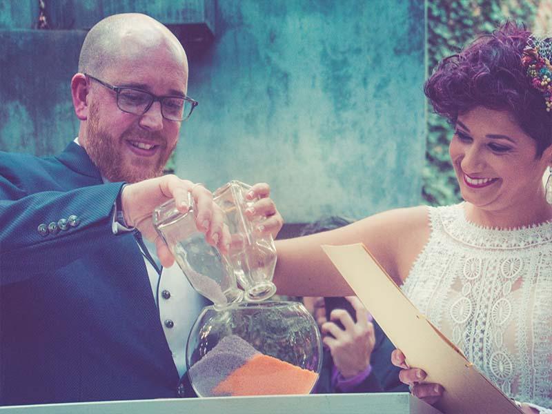 Vídeo de boda en Almansa