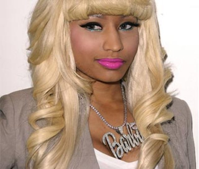 Celebrity Nicki Minaj Black African American Women People