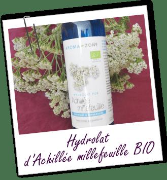 Hydrolat Achillée millefeuille BIO Aroma-Zone