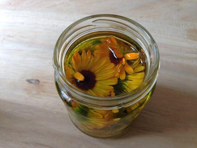 Ringelblumenöl selbermachen