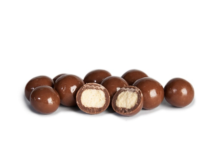 喜愛《巧克力、堅果、麥芽風味》