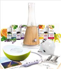 Aroflora diffuseur d'huiles essentielles