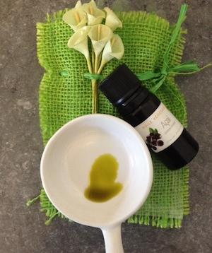 huile végétale acai