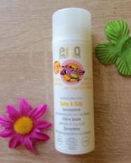 Crème solaire non toxique EcoCosmetic
