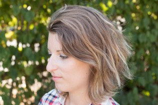 résultat masque naturel pour cheveux abimés