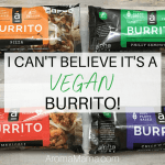 I Can't Believe It's a Vegan Burrito!