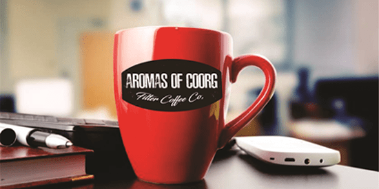 Aromas of coorg - corporate service