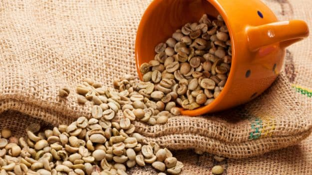 Coffee beans of aromas of coorg