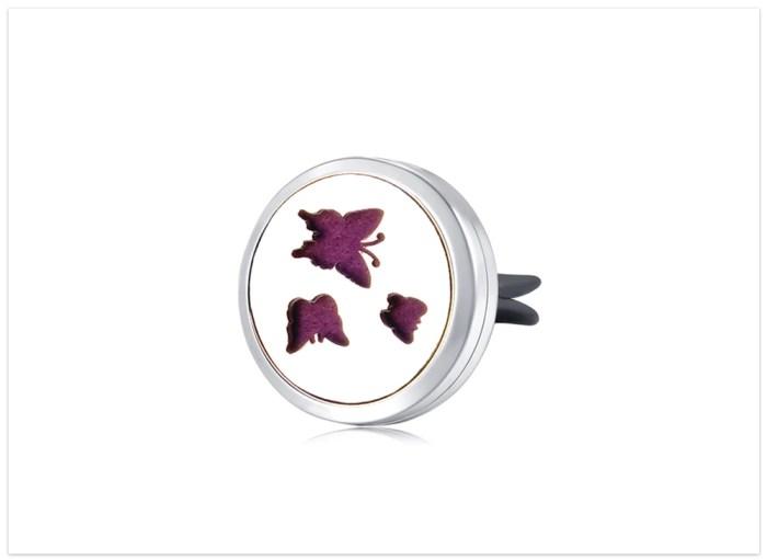 Aroma difúzer do auta motýle