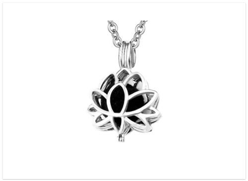 Aroma prívesok kvet lotos1