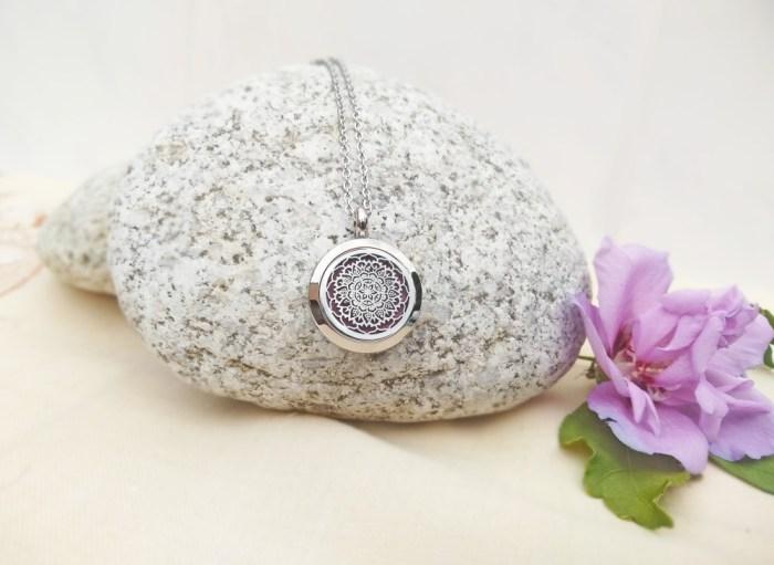 Aroma šperk mandala dekor