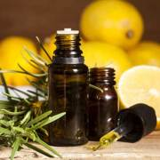 pure lemon oil