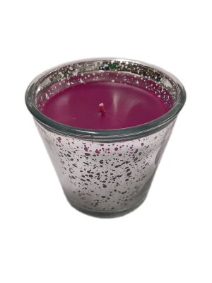 Vineyard Harvest™ Mercury Glass Votive Candle
