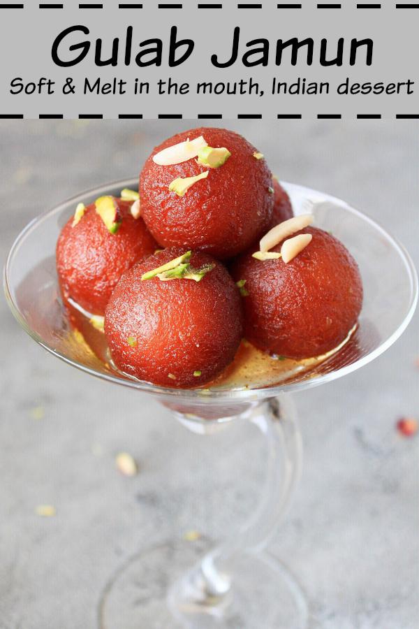Gulab Jamun Recipe | How To Make Gulab Jamun (With Khoya/Mawa)