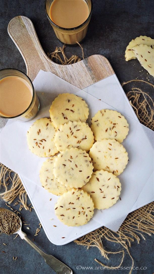 Jeera Biscuits | Jeera Biscuit
