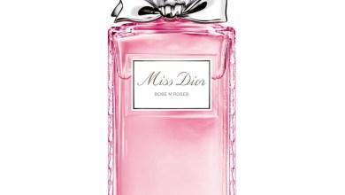 عطر ميس ديور الجديد لعام 2020 Miss Dior Rose N'Roses