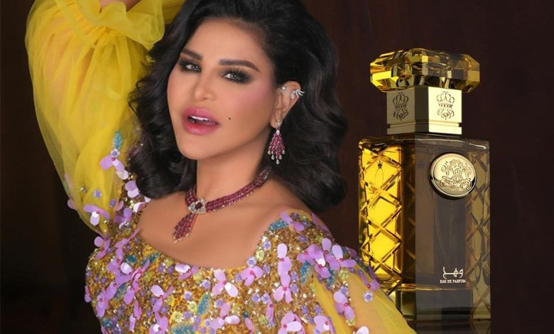 Ahlam's new fragrance is the glow of a world of innovation in the world of perfumes