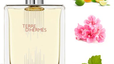 عطر تيري دي هيرميس الجديد لعام 2021 Terre d'Hermès Bottle H Eau de Toilette Limited Edition