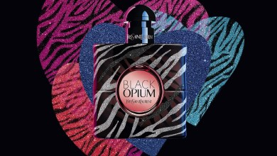 Black Opium Zebra Collector Yves Saint Laurent