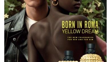 عطور فالينتينو الجديدة Valentino Born In Roma Yellow Dream لعام 2021