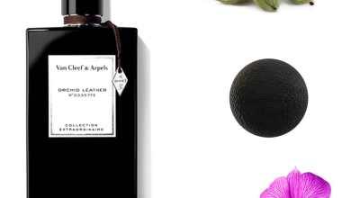 عطر أوركيد ليذر من فان كليف آند أربيلز Orchid Leather by Van Cleef and Arpels