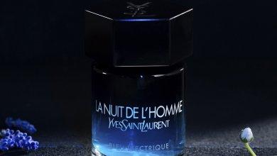 عطر لانوي دي لوم بلو اليكتريك La Nuit de L'Homme Bleu Electrique Yves Saint Laurent من إيف سان لوران