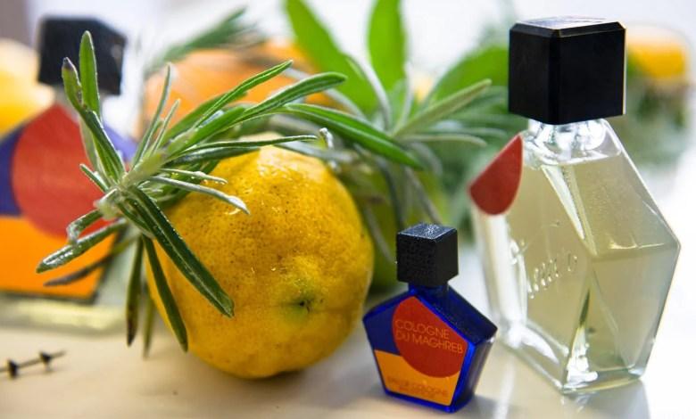 عطر أندي تاور الجديد بمكونات طبيعية ونباتية Cologne Du Maghreb Tauer Perfumes