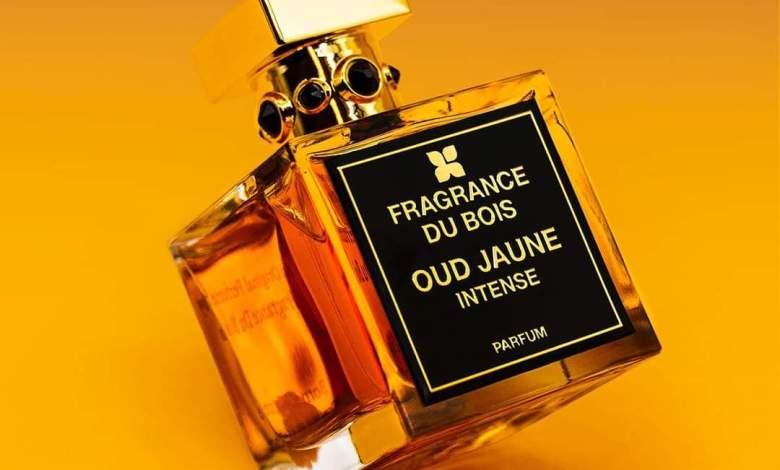 عطر عود جون انتنس من فراغرانس دو بوا Oud Jaune Intense Fragrance Du Bois