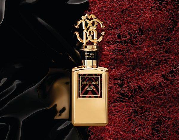 عطر الزعفران الفاخر من روبرتو كفالي Roberto Cavalli Gold Collection Velour Saffron