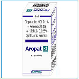 Our Products - Aromed Pharmaceuticals   Eye Drops ...