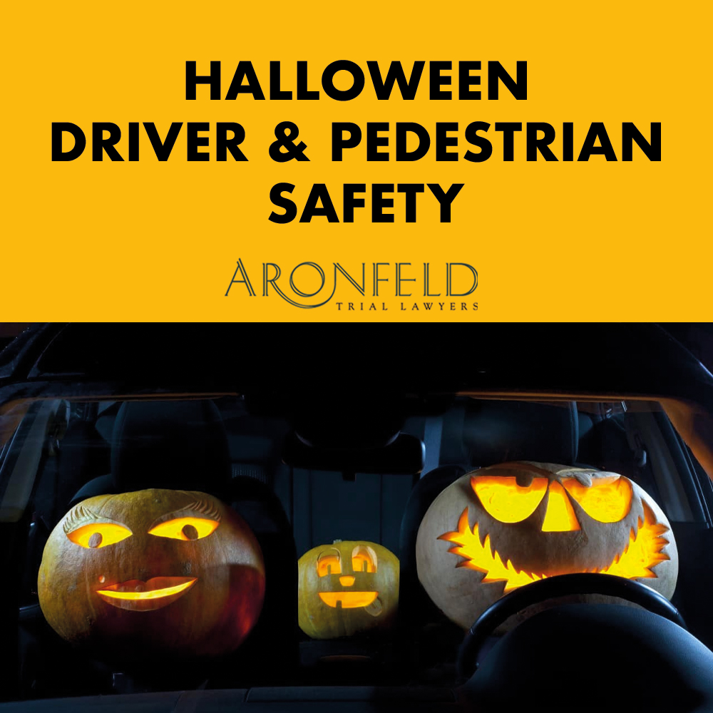 Find out how in this article for kids. Have A Safe And Happy Halloween From Aronfeld Trial Lawyers