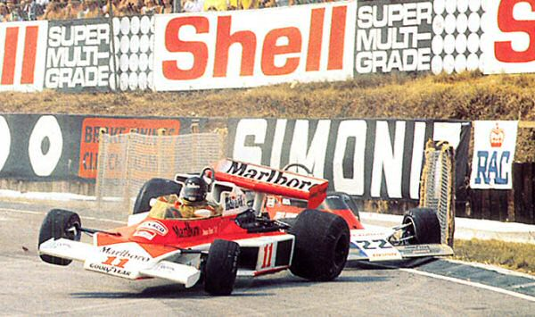 James Hunt was the A30's most famous adherent...