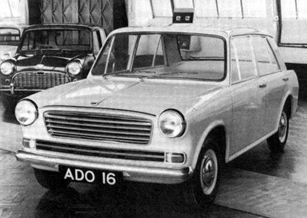 Alternative (nicer?) less gaping front-end treatment from July 1959, on the same body as above. Door frames would change again before it reached production.