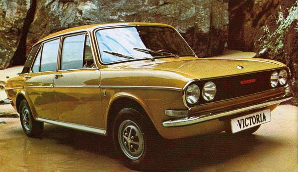The Authi Victoria was a pleasant, if late, development of the ADO16.