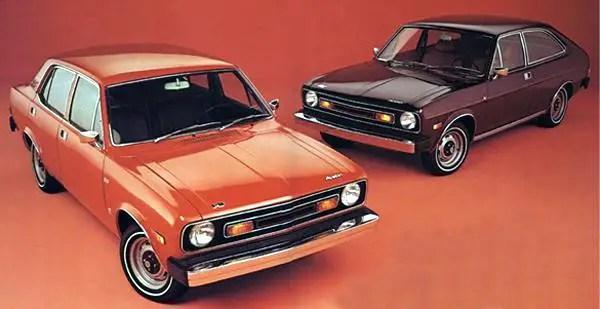 1974 Austin Marinas.