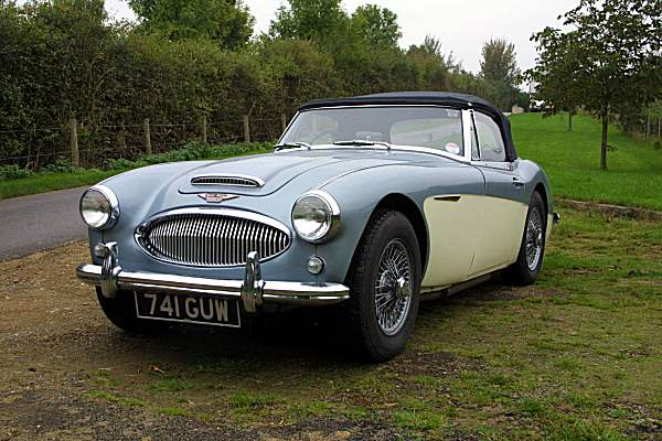 Austin-Healey 3000 proved devilishily difficult to replace...